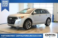 2014 Ford Edge Sport AWD *Leather-Sunroof-Power Lift Gate*