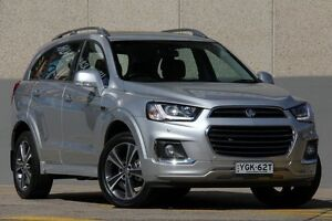 2016 Holden Captiva CG MY15 7 LTZ (AWD) Nitrate 6 Speed Automatic Wagon Wolli Creek Rockdale Area Preview