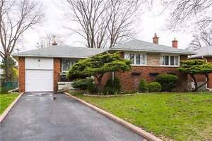 3 Bdrm Bungalow in Martin Grove!! Rare Find In Heart of Toronto!