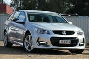 2015 Holden Commodore VF II MY16 SV6 Sportwagon Silver 6 Speed Sports Automatic Wagon Tuggerah Wyong Area Preview