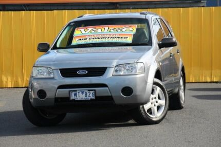 2005 Ford Territory SX TS Charcoal 4 Speed Sports Automatic Wagon Cheltenham Kingston Area Preview