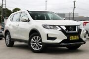 2017 Nissan X-Trail T32 ST X-tronic 4WD White 7 Speed Constant Variable Wagon Liverpool Liverpool Area Preview