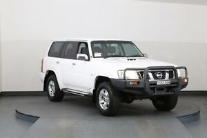 2005 Nissan Patrol GU IV ST (4x4) White 4 Speed Automatic Wagon Smithfield Parramatta Area Preview