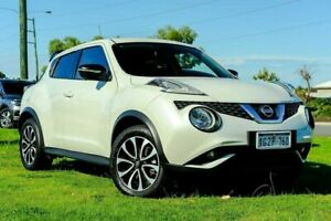 2015 Nissan Juke F15 Series 2 Ti-S X-tronic AWD 1 Speed Constant Variable Hatchback