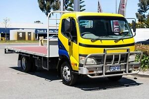 2006 Hino Dutro Yellow Welshpool Canning Area Preview