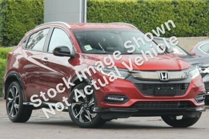 2018 Honda HR-V MY18 RS Red 1 Speed Constant Variable Hatchback Victoria Park Victoria Park Area Preview