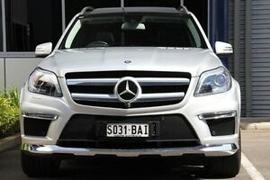 2014 Mercedes-Benz GL350 X166 BlueTEC 7G-Tronic + Silver 7 Speed Sports Automatic Wagon Hilton West Torrens Area Preview