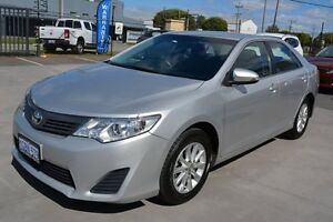 2013 Toyota Camry ASV50R Altise Silver 6 Speed Automatic Sedan Welshpool Canning Area Preview