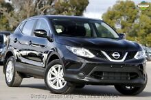 2015 Nissan Qashqai J11 ST Black 1 Speed Constant Variable Wagon Mount Gambier Grant Area Preview