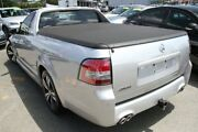 2014 Holden Ute VF MY14 SS Ute Storm Silver 6 Speed Manual Utility Nundah Brisbane North East Preview