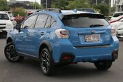2016 Subaru XV G4X MY16 2.0i Lineartronic AWD Hyper Blue 6 Speed Constant Variable Wagon Upper Mount Gravatt Brisbane South East Preview