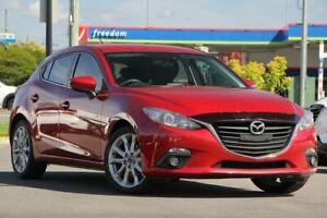 2015 Mazda 3 BM5436 SP25 SKYACTIV-MT Red 6 Speed Manual Hatchback Brendale Pine Rivers Area Preview