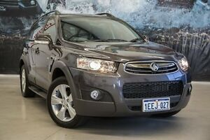 2013 Holden Captiva CG MY13 7 CX (4x4) Grey 6 Speed Automatic Wagon Hillman Rockingham Area Preview