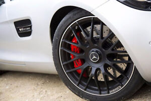 """Mercedes-Benz GTS Style 19"""" Staggered Rims - * WheelsCo *"""