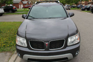 2008 Pontiac Torrent // Safety test and E test