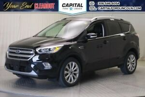 2017 Ford Escape Titanium EcoBoost™  4WD **New Arrival**