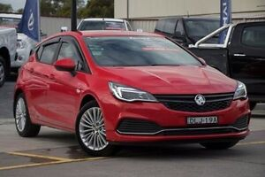 2017 Holden Astra BK MY17 R Red 6 Speed Sports Automatic Hatchback Thornleigh Hornsby Area Preview