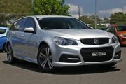2014 Holden Commodore VF MY15 SV6 Sportwagon Silver 6 Speed Sports Automatic Wagon Gymea Sutherland Area Preview