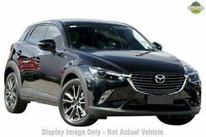2016 Mazda CX-3 DK S Touring (FWD) Jet Black 6 Speed Automatic Wagon Liverpool Liverpool Area Preview