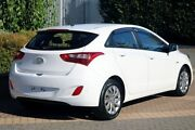 2013 Hyundai i30 GD Active White 6 Speed Sports Automatic Hatchback Wayville Unley Area Preview