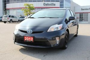 2012 Toyota Prius 5DR HB w/Bluetooth, Power Moonroof & Navigatio
