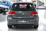 2010 Volkswagen Golf VI MY10 103TDI DSG Comfortline United Grey 6 Speed Sports Automatic Dual Clutch South Melbourne Port Phillip Preview