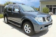 2008 Nissan Pathfinder R51 MY08 ST-L Grey 6 Speed Manual Wagon Mitchell Gungahlin Area Preview