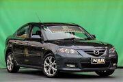 2008 Mazda 3 BK1032 MY08 SP23 Grey Metallic 6 Speed Manual Sedan Ringwood East Maroondah Area Preview