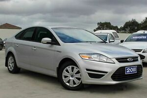 2011 Ford Mondeo MC LX PwrShift TDCi Silver 6 Speed Sports Automatic Dual Clutch Hatchback Craigieburn Hume Area Preview