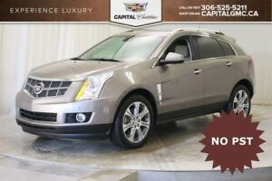 2012 Cadillac SRX Premium AWD*No PST-Sunroof-Navigation-DVD*