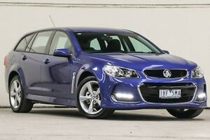 2016 Holden Commodore Blue Sports Automatic Wagon Vermont Whitehorse Area Preview