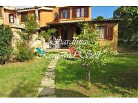 Sardinia South,Torre delle Stelle,250 meters beach,8sleeps,garden,2bathrooms