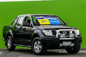 2010 Nissan Navara D40 ST 5 Speed Automatic Utility Ringwood East Maroondah Area Preview