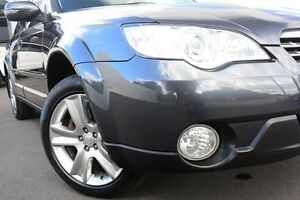 2007 Subaru Outback MY07 2.5I Premium Grey 4 Speed Auto Elec Sportshift Wagon Glendalough Stirling Area Preview