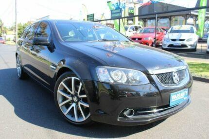 2011 Holden Calais VE II MY12 V Sportwagon Black 6 Speed Sports Automatic Wagon