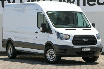 2017 Ford Transit VO 350L Mid Roof LWB White 6 Speed Automatic Van