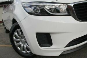 2015 Kia Carnival YP MY16 Update S White 6 Speed Automatic Wagon Homebush Strathfield Area Preview