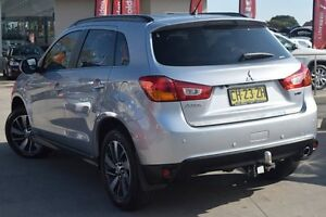 2014 Mitsubishi ASX XB MY15 LS (4WD) Silver 6 Speed Automatic Wagon Waitara Hornsby Area Preview