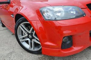 2011 Holden Commodore VE II SS Red 6 Speed Automatic Sedan Wolli Creek Rockdale Area Preview
