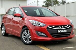 2013 Hyundai i30 GD Elite Red 6 Speed Manual Hatchback Gosford Gosford Area Preview