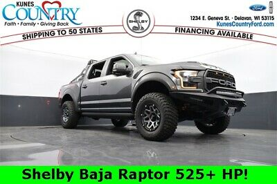 2020 Ford F-150 Shelby Baja Raptor 525+ HP 2020 Ford F-150 Shelby Baja Raptor 525+ HP Magnetic 4D SuperCrew - Shipping Avai