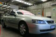 2002 Ford Falcon BA Futura (LPG) 4 Speed Auto Seq Sportshift Sedan Mordialloc Kingston Area Preview