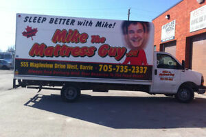 MIKE HAS A GREAT SELECTION OF MATTRESSES AND FURNITURE!  CMON BY