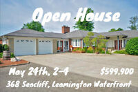 Waterfront Open House in Leamington