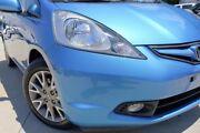 2010 Honda Jazz GE MY10 GLI Vibe Blue 5 Speed Manual Hatchback Kedron Brisbane North East Preview