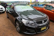 2013 Holden Ute VF SV6 Black 6 Speed Manual Utility Minchinbury Blacktown Area Preview