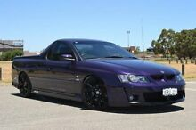 2004 Holden Special Vehicles Maloo Y Series 2 R8 Purple 4 Speed Automatic Utility Midland Swan Area Preview