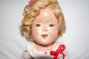 Shirley Temple Vintage Doll Cornwall Ontario image 8