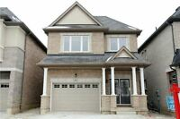 Brand New Never Lived 4 Bedroom Single Detached House