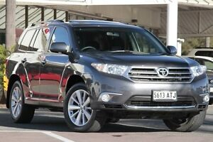 2012 Toyota Kluger GSU45R MY12 Altitude AWD Graphite 5 Speed Sports Automatic Wagon Christies Beach Morphett Vale Area Preview